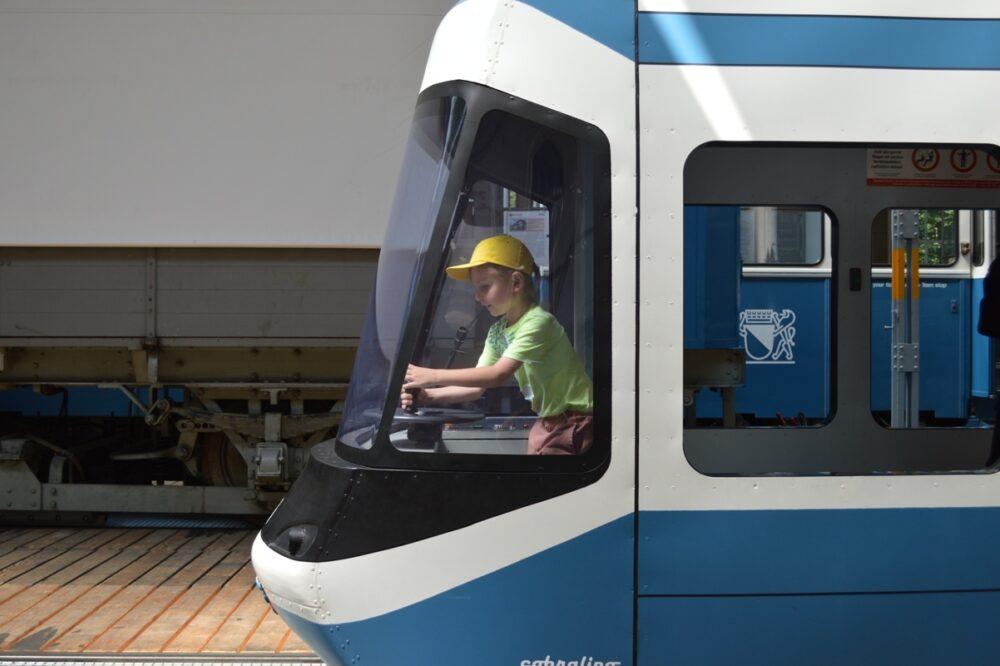Tram Museum Zürich