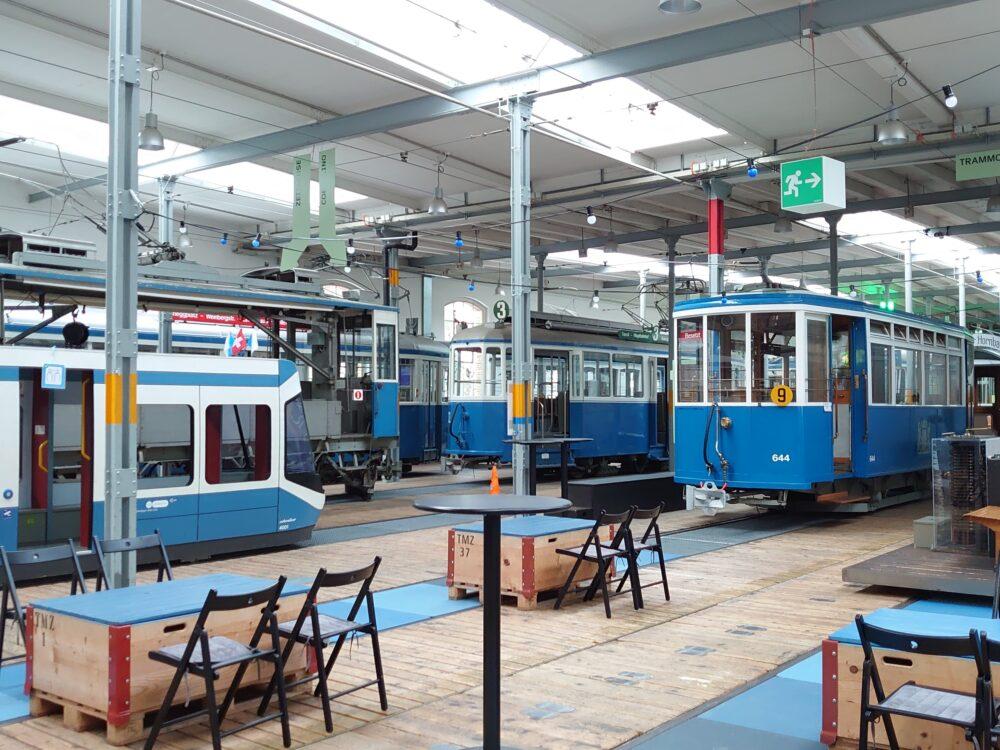 Tram Museum Zürich Offene Stellen